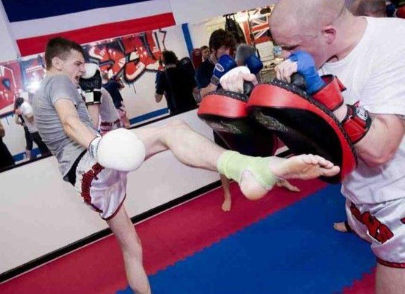 L'entraînement au PAO Camp d entrainement muay thai